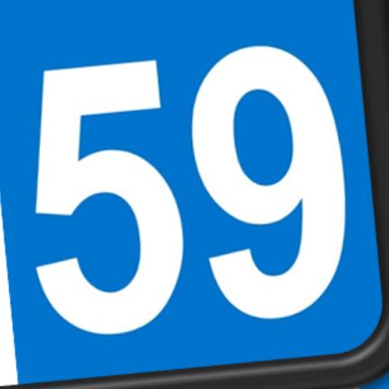 Département 59 (Nord)
