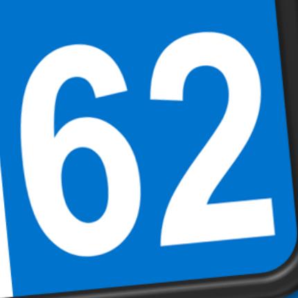 Département 62 (Pas-de-Calais)