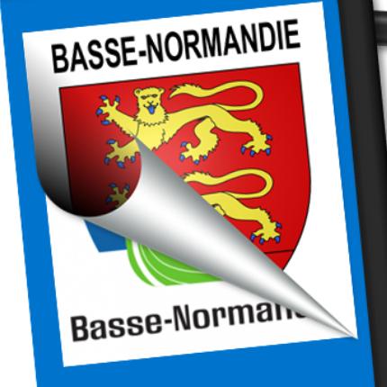 Blason seul: Basse-Normandie