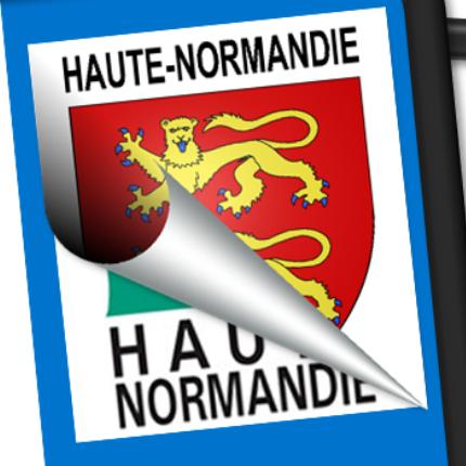 Blason seul: Haute-Normandie