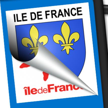 Blason seul: Ile-de-France