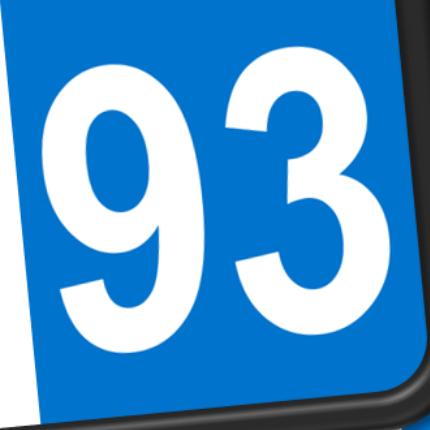 Département 93 (Seine-Saint-Denis)
