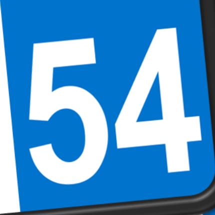 Département 54 (Meurthe-et-Moselle)