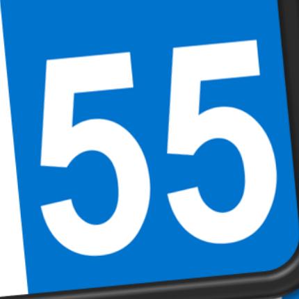 Département 55 (Meuse)