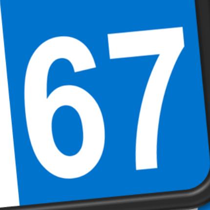 Département 67 (Bas-Rhin)