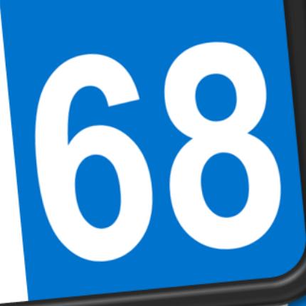 Département 68 (Haut-Rhin)