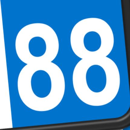 Département 88 (Vosges)