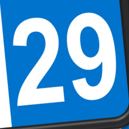 Département 29 (Finistère)