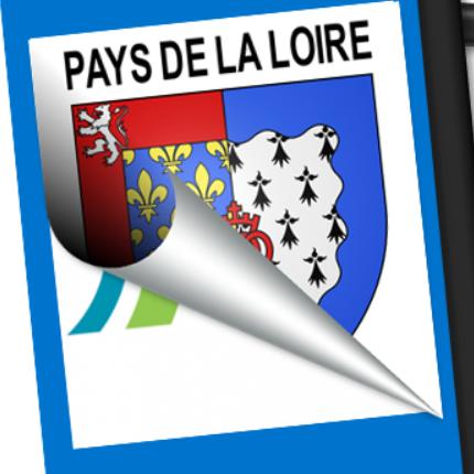 Blason seul: Pays de la Loire