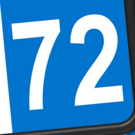 Département 72 (Sarthe)