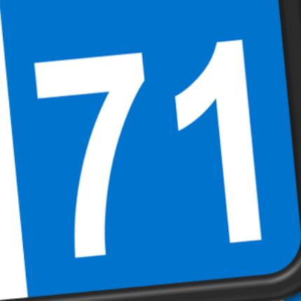 Département 71 (Saône-et-Loire)