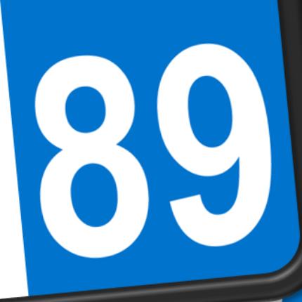 Département 89 (Yonne)