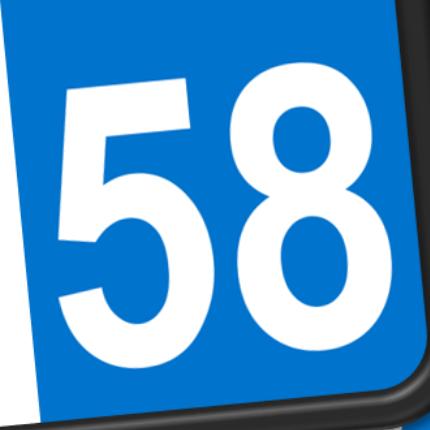 Département 58 (Nièvre)
