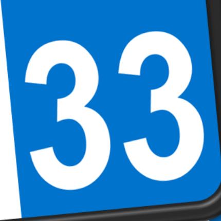 Département 33 (Gironde)