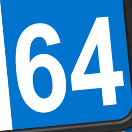 Département 64 (Pyrénées Atlantiques)
