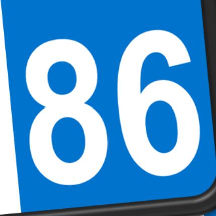 Département 86 (Vienne)