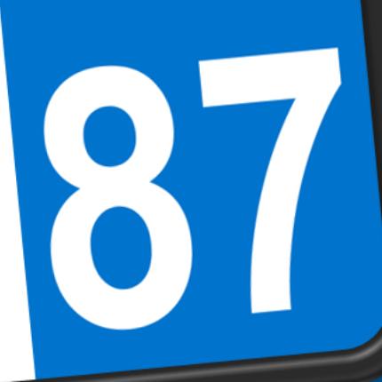 Département 87 (Haute-Vienne)