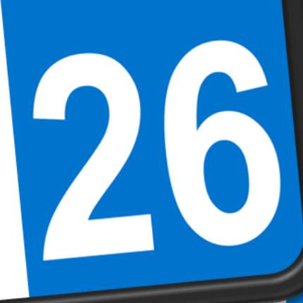 Département 26 (Drôme)