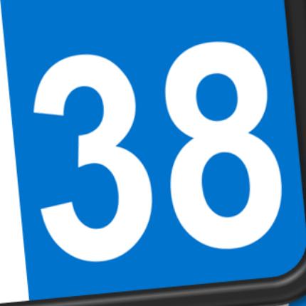 Département 38 (Isère)