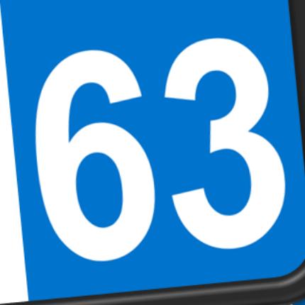 Département 63 (Puy-de-Dôme)
