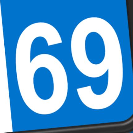Département 69 (Rhône)