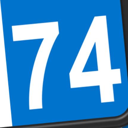Département 74 (Haute-Savoie)