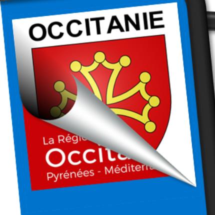Blasons seuls: Occitanie