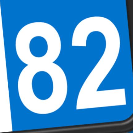 Département 82 (Tarn-et-Garonne)
