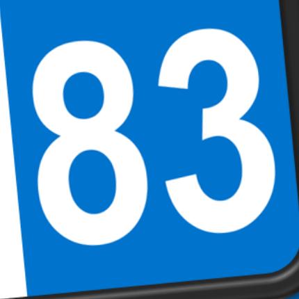 Département 83 (Var)