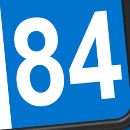 Département 84 (Vaucluse)