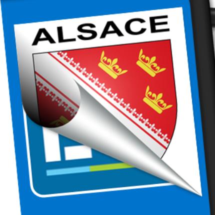 Blason seul: Alsace