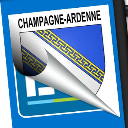 Blason seul: Champagne-Ardenne