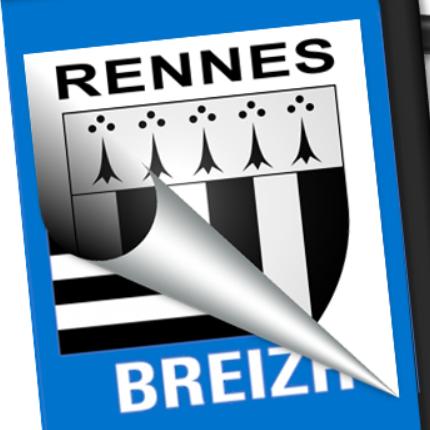 Blason seul: Rennes