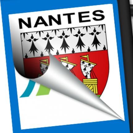 Blason seul: Nantes