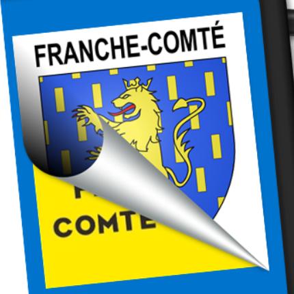 Blason seul: Franche-Comté