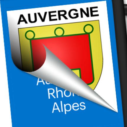 Blason seul: Auvergne