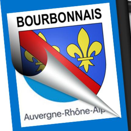 Blason seul: Bourbonnais