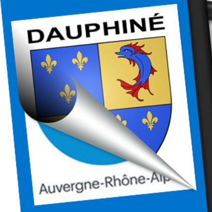 Blason seul: Dauphiné