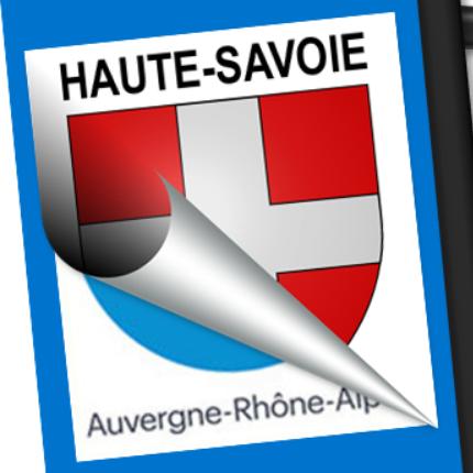 Blason seul: Haute-Savoie