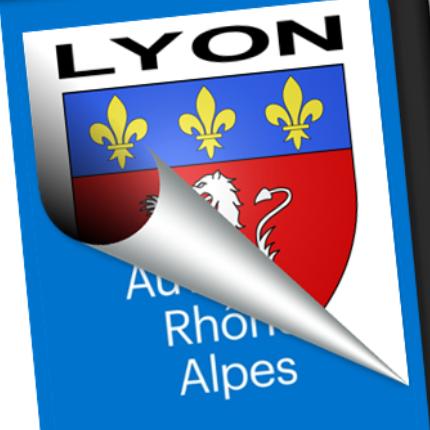 Blason seul: Lyon