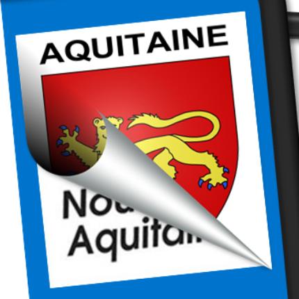 Blason seul: Aquitaine
