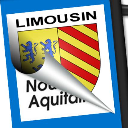 Blason seul: Limousin