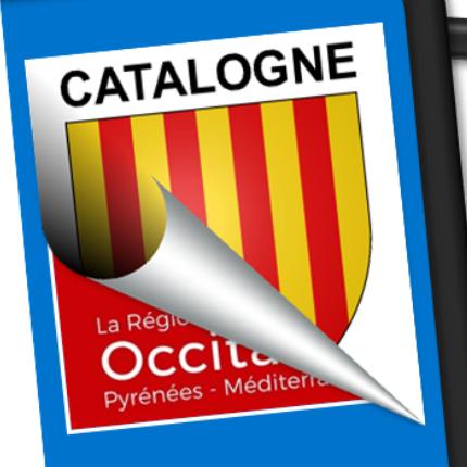 Blason seul: Catalogne